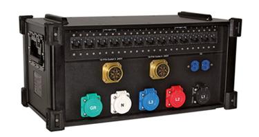 Indu-Electric-208v-Moving-Light-Distro