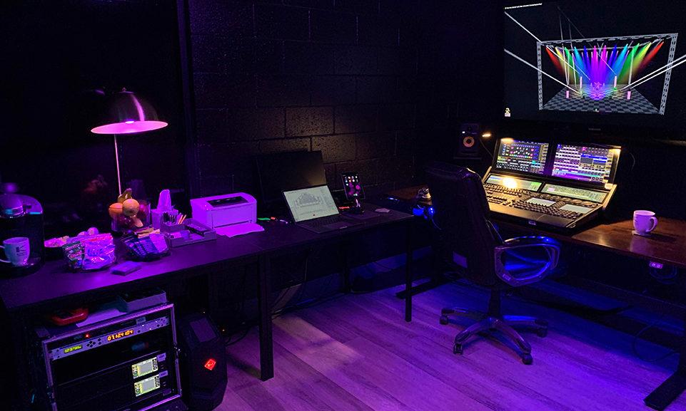 PreViz Suite at Kinetic Lighting