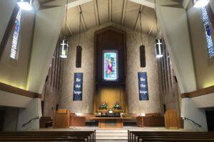 Lighting House of Worship Installation