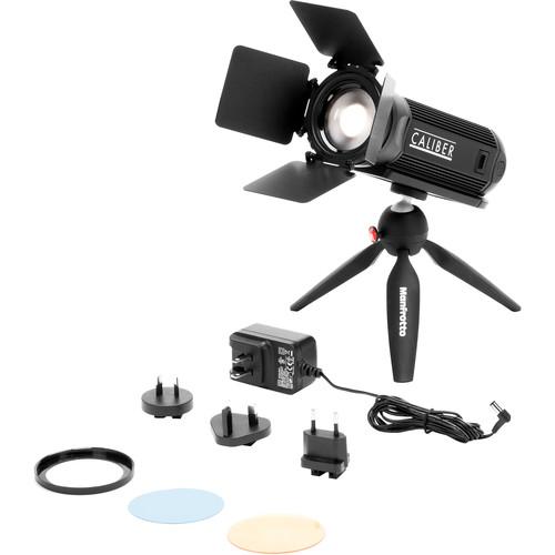 LitePanels Caliber LED Studio Kit