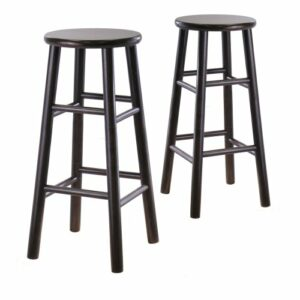 Wooden Stools 30""