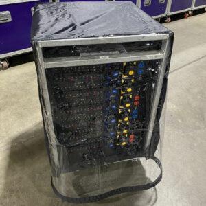 Rain Cover for distro rack