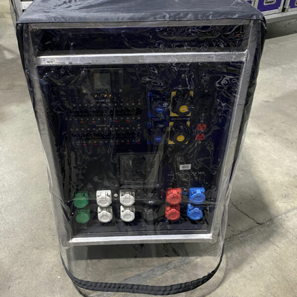Rain Cover for Indu-Electric power distro rack