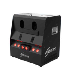 Chauvet DJ Hurricane bubble machine and hazer
