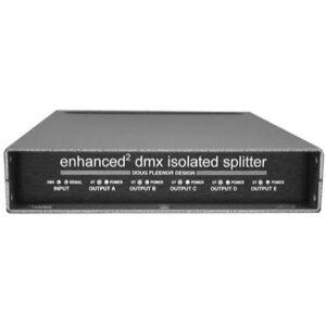 Doug Fleenor DMX Opto Splitter