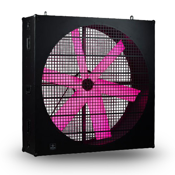 GLP Force 120 Fan with LED Lighting