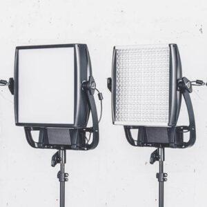 LitePanels Astra 1x1 soft light